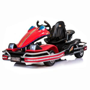 Rr-0660288-Ce Approved New Kids Go Kart Seats 3 Kids Can Sit, Big Strong pictures & photos
