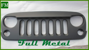Car Modified Anger Bird Grille for Jeep Wranglers Jk 2007+ pictures & photos