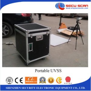 Portable under vehicle scanner alarm to bomb, contraband in airport, government agencies pictures & photos