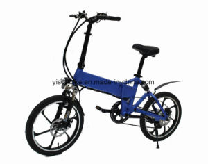 "20"" Folding Electric Cycle with Mag/Alloy Wheel pictures & photos"