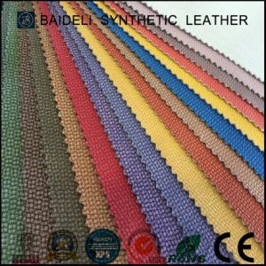 Eco-Friendly PVC Upholstery Vinyl Leather for Car Seat and Interior Decoration pictures & photos