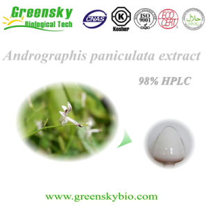 Natural Feed Additive Andrographis Paniculata Extract CAS No 5508-58-7 pictures & photos