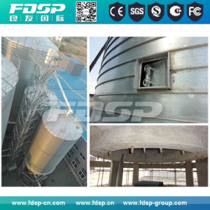 China Best Service Rapeseed Meal Steel Silo pictures & photos