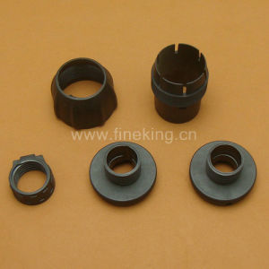 Custom Plastic Injection Molding/Molded End Cap pictures & photos