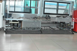 Right Angle Marble Cake Display Chiller with Ce pictures & photos