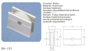 Window and Door Sash Roller/Pulley (SA-131) pictures & photos