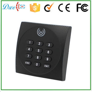 Reliable New Model Wiegand 26 Backlight Em4100 and Compatible Cards Support 125kHz Keypad RFID Card Reader pictures & photos