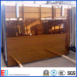 3mm-12mm Bronze Tinted Mirror Glass pictures & photos