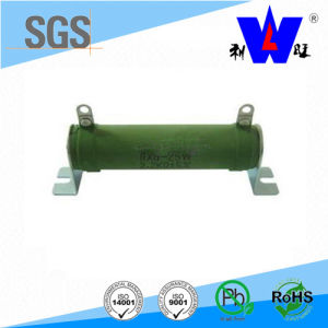 Rx26 30W-3000W Coating Tubular Wirewound Resistor with Ts16949 Certificate pictures & photos