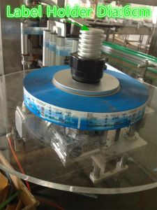 Hot Melt Glue OPP/BOPP Labelling Machinery pictures & photos