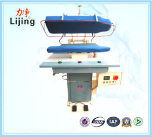Laundry Equipment  Semi Automatic Universal Press Ironer for Cloth pictures & photos