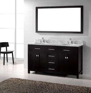 Soild Wood Bathroom Cabinet Set Bathroom Vanity Unit pictures & photos