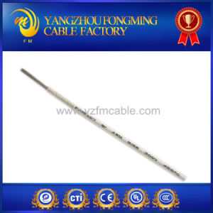 300V 450c Nickel Conductor Mica Wrapped Fiberglass Braid UL5128 Wire pictures & photos