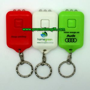 LED Keychain Flashlight pictures & photos