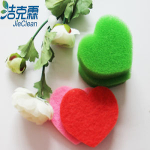 Lovely Shape Cleaning Scouring Pad pictures & photos