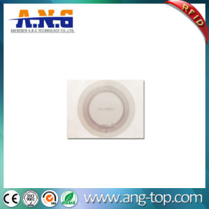 Round Paper 13.56MHz RFID Tags Sticker with Ntag213 pictures & photos