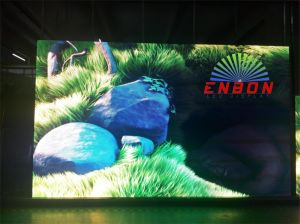 Hot Sale P6.25 Indoor/Outdoor Advertising Video Rental LED Screen pictures & photos