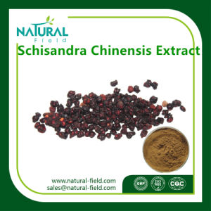 High Quality 100% Natural Plant Extract Schisandrins Schisandra Extract pictures & photos