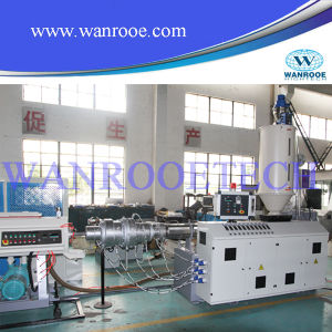 High Density HDPE Pipe Extrusion Line pictures & photos