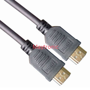 High Speed with Ethernet 1.3/1.4/2.0 3D 4k 2160p HDMI Cable pictures & photos