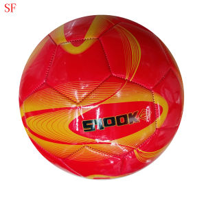 PVC Soccer Ball Football Size 5 pictures & photos