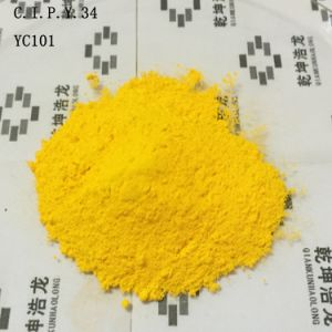Inorganic Pigment Light Chrome Yellow P. Y. 34 pictures & photos