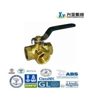 Wholesale High Quality Pneumatic&Nbsp; Control Ball Valve for Ship pictures & photos