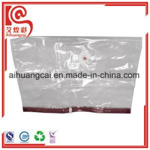 Clothes Storage Vacuum Plastic Bag with Ziplock pictures & photos