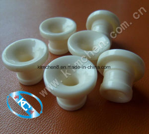 Textile Grooved Ceramic Eyelets 99% Alumina Ceramic Eyelet Guide pictures & photos
