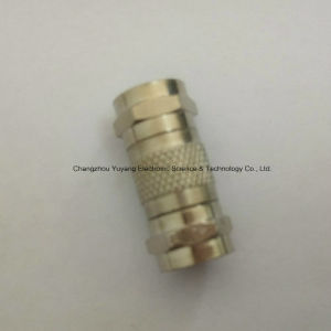 Waterproof for Coaxial Adaptor RF Male to RF Male pictures & photos