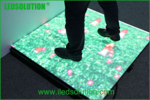 P6.25 High Resolution Interactive LED Dance Floor pictures & photos