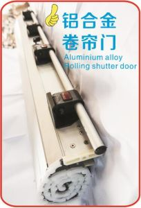 Aluminum Alloy Fire Roller Shutter for Fire Truck pictures & photos