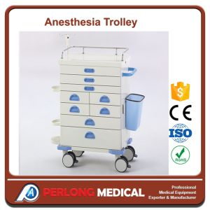 Factory Wholesale Anesthesia Trolley HF-1 pictures & photos