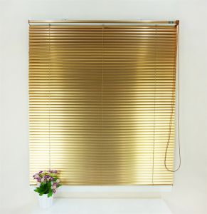 Manufacturer 25mm/35mm/50mm Blinds Aluminum Blinds pictures & photos