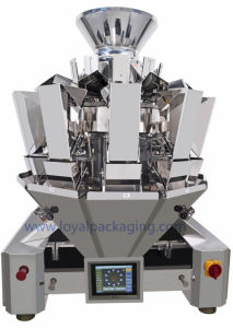 Multihead Combination Weigher for Pea Packaging Machine pictures & photos