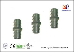Flexible Conduit Fittings Outlet Box Screw Connector with Locknut pictures & photos