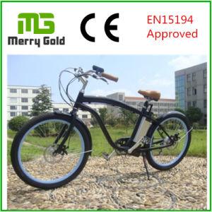 Alu Single Rim Ebike Classic Cruiser 36V 250W Electric Bike pictures & photos