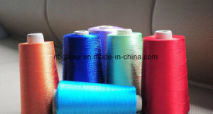 600d/1 100% Viscose Filament Dying Colors Yarn pictures & photos