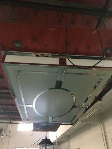 B20-755 White Acrylic for Hotel Morden Ceiling Lamp