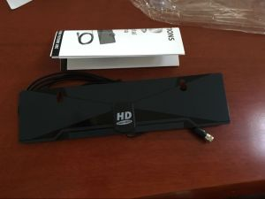 HD Passive Digital UHF Indoor TV Antenna pictures & photos