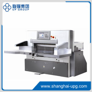Computerized Paper Cutter Series (LQYW137E/EF) pictures & photos