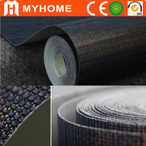 Natural Material Wall Covering, Hand Made Eco-Friendly Grasscloth Wallpaper pictures & photos