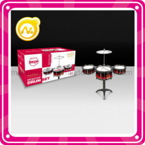 Kids Pink Jazz Drum Set pictures & photos