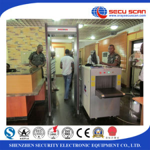 Security Walk Through Body Scanner for museum, court, mosque pictures & photos