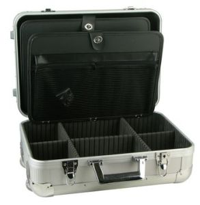OEM Aluminum Nail Polish Trolley Case pictures & photos
