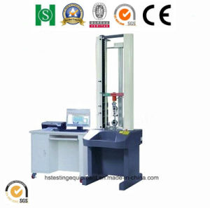 Servo Control System Universal Material Test Machine pictures & photos