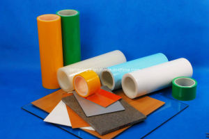 Protective Masking Adhesive Film Tape (DM-005) pictures & photos