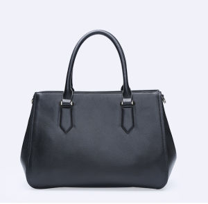 2017 New Large Capacity Hand Bag Single Color Simple Style Women Shoulder Bag Hcy-4066