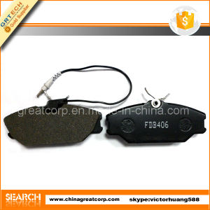 Fdb406 Good Performance Front Brake Pad for Renault pictures & photos