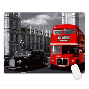 Rubber Gaming Mouse Pad Optical Laser Mouse Mats L Size 600*450*3mm pictures & photos